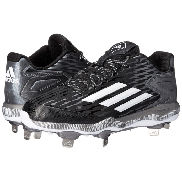 best loved 88788 7c060 ADIDAS POWERALLEY 3 METAL BASEBALL CLEATS SIZE 13